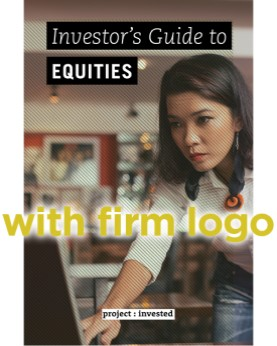 Investor's Guide to Equities (with firm logo)