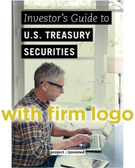Investor's Guide to U.S. Treasury Securities (with firm logo)