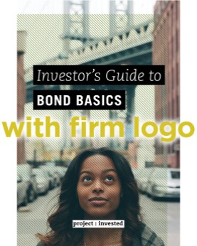 Investor's Guide to Bond Basics (with firm logo)